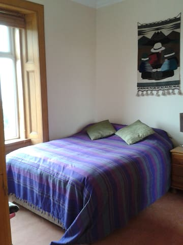 Sea view and private bathroom - Skelmorlie - House