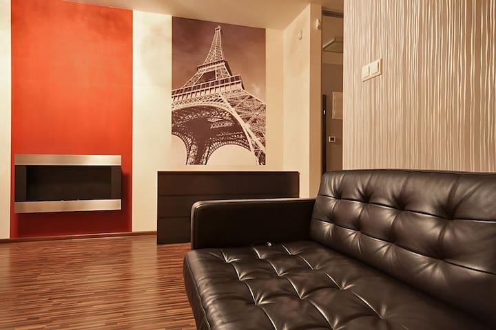 "Apartament ""Paryski"" - Zakopane - Byt"