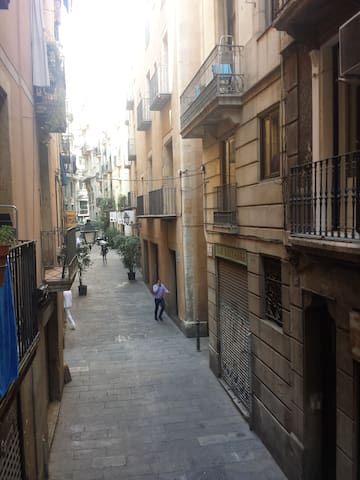 Double room in The Borne w/ balcony - Barcelona - Apartment