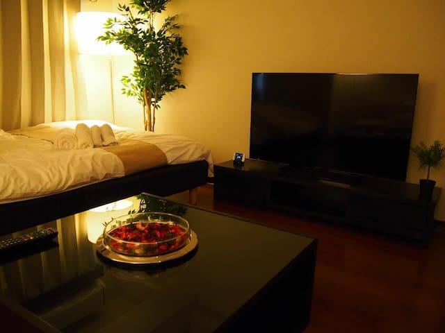 Check in 2pm!!3min JR Hakata Sta Best Location #7 - Fukuoka-shi - Apartment