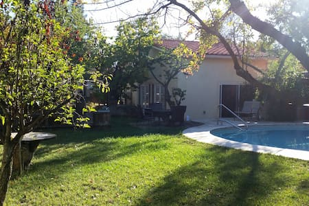 Cozy Guest House with Pool & SPA - Fair Oaks