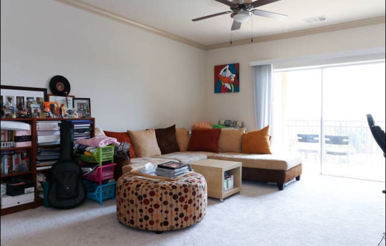 Cozy roommate style private br/ba - Alexandria - Pis