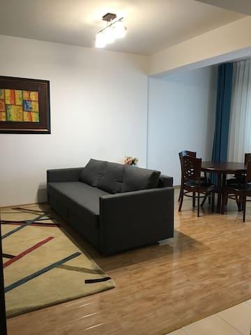 Modern apartament with 1 bedroom  in Bucharest!
