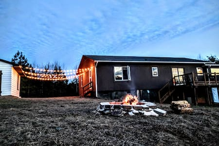 NEW!! Top of the Mountain Paradise with Views