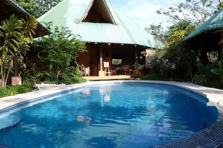 Secluded hilltop casita,  close to beach - Nosara
