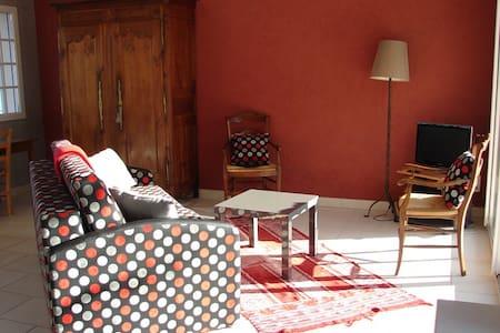 Chambre d'Hôtes La Petite Maison - Givry - Haus