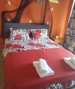 elia studios apartment benitses - Mpenitses - Departamento