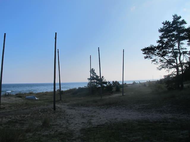 Charmigt Strandhus i Yngsjö - 克里斯蒂安斯塔德