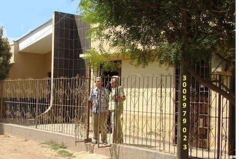 Casa Jardin, Hostal acogedor