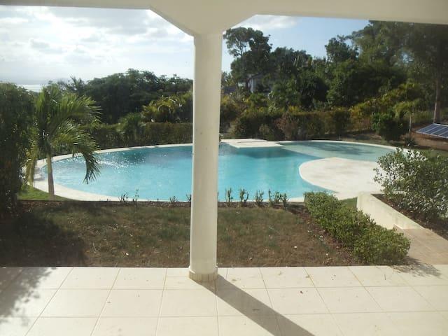 Ocean View, Superb Condo Rep.- Dom. - Maria Trinidad Sanchez - Apartment