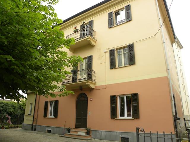 Rivaro Palace - Novi Ligure