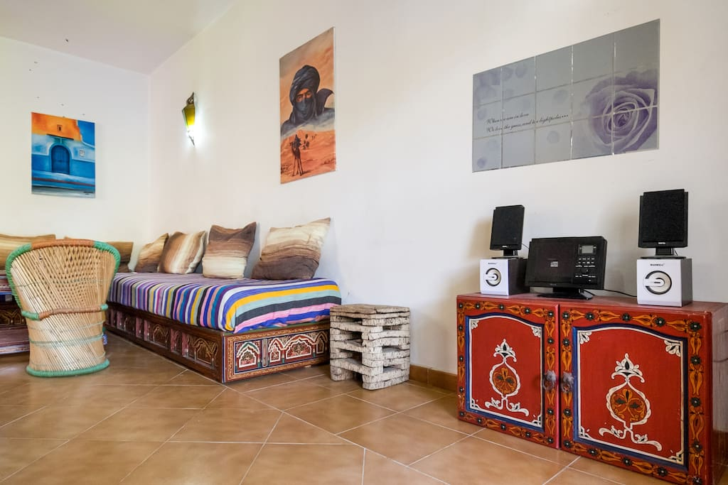 Nice apartament in Chaouen