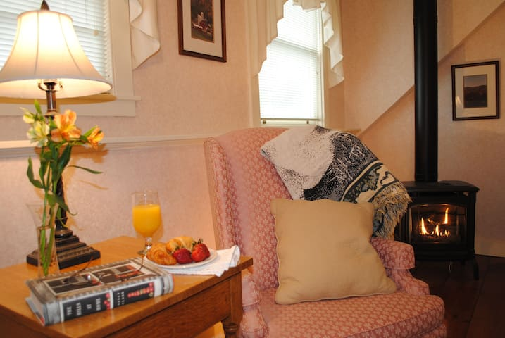 The Pinnacle Room - warm, comforting and romantic - Stowe - Bed & Breakfast