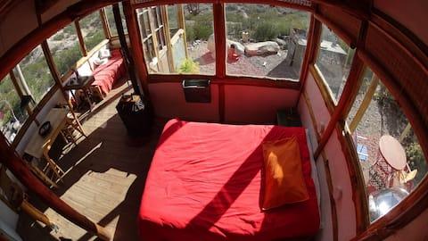 Cabaña de montaña La Linda