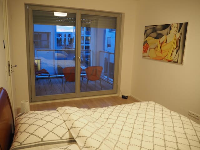 Cosy apart. near Munich fair ground - Munich - Apartemen