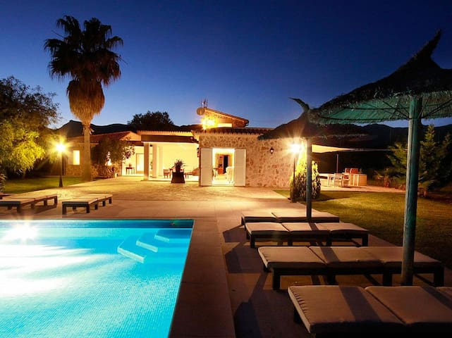 Private Villa w/Lg Heated Pool and many features - Pollença - Villa