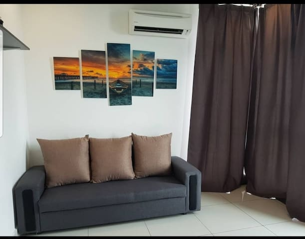 affordable and comfortable place in Kuala Lumpur
