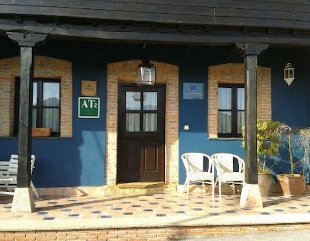 Casa Azul - Oriente de Asturias - Huis