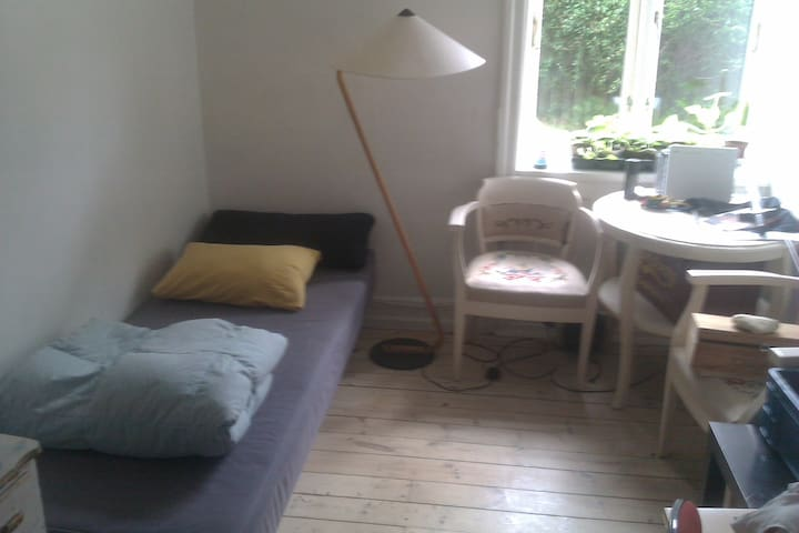 Single room in shared apartment. - Kopenhagen - Appartement