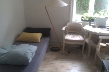 Single room in shared apartment. - Kopenhagen