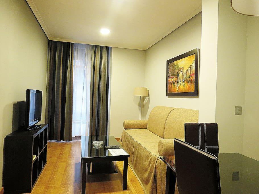 Apartamento boutique catedral 1 apartamentos con servicios en alquiler en valladolid castilla - Apartamento alquiler valladolid ...