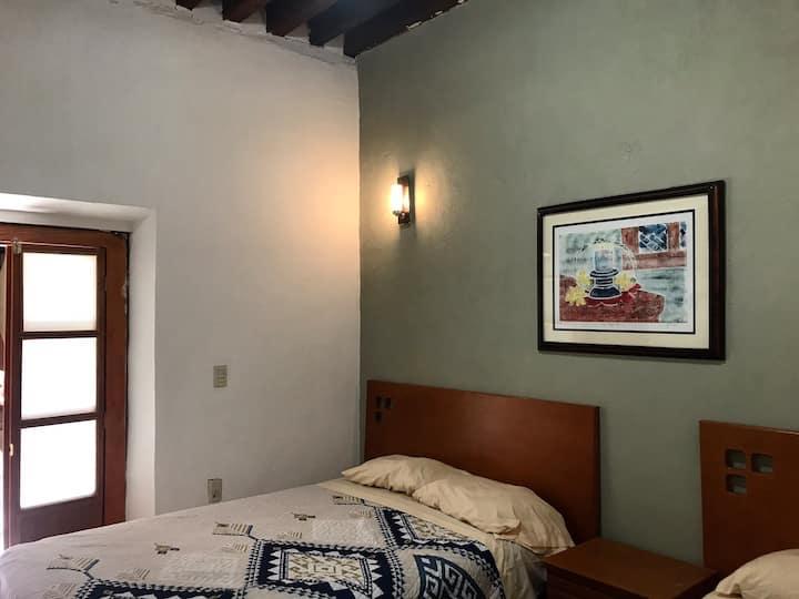 Bella habitación doble en Centro Histórico