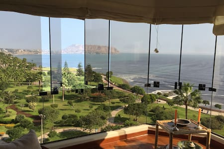Miraflores ocean view - Lima - Apartment