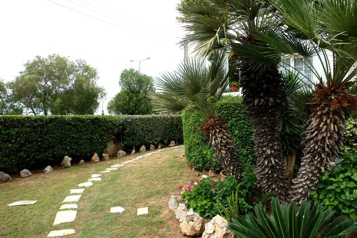 Coastal apt with garden in Voula!!! - Voula - Departamento