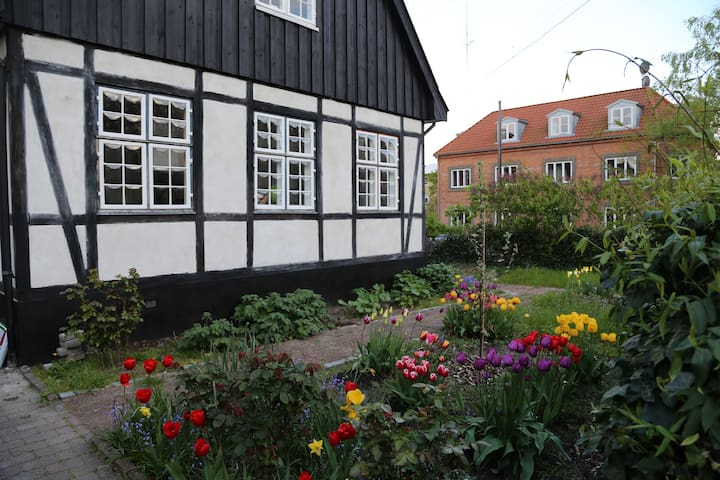 15 min. from downtown, free parking - København - House