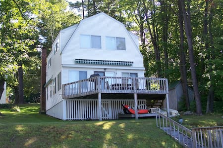 Cozy 5-BR Cottage on Bantam Lake - Morris - Talo