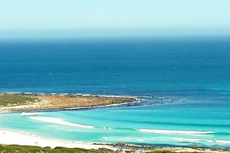 Sea Song has exquisite sea and mountain views - Kaapstad