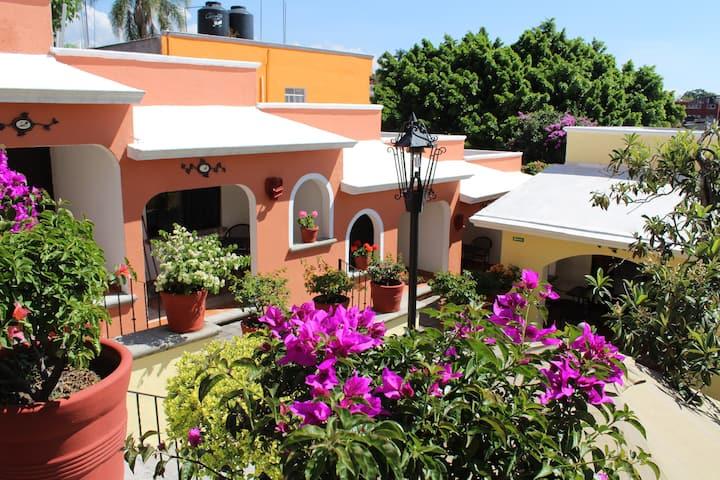 AntiguaPosada Kingsize - Cuernavaca, Morelos