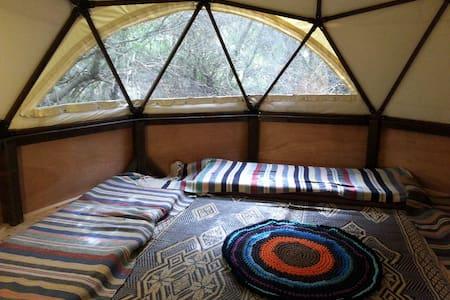 hila camping hut + tent - Hila - Chata