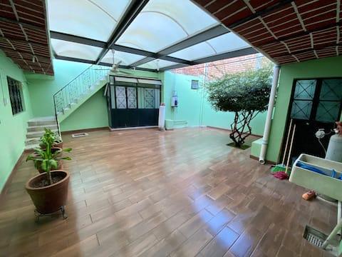 Casa clásica para 10 integrantes, EXCLUSIVA