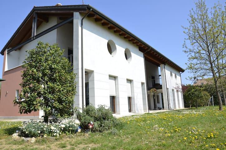 Italian dream comes true! - Mogliano Veneto - Villa