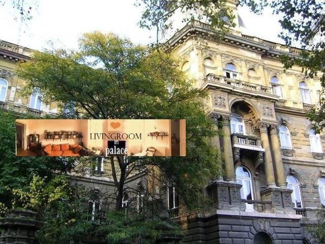 100m2 stylish sunny loft in the heart of the city - Budapest - Loft