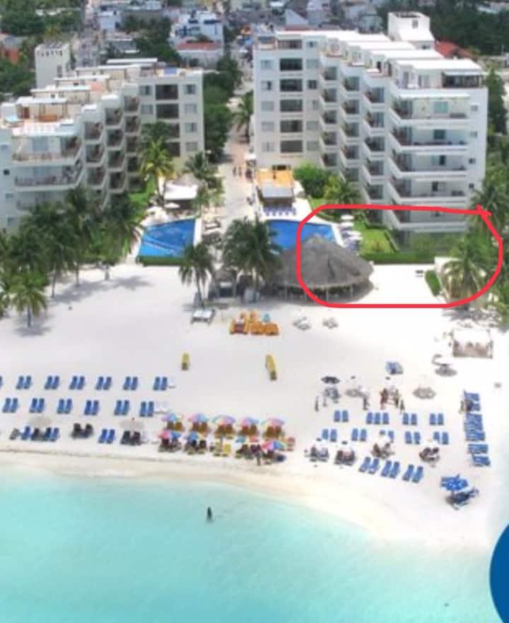 Amazing Oceanfrnt Gnd Floor 2 Br 2 Bth Playa Norte