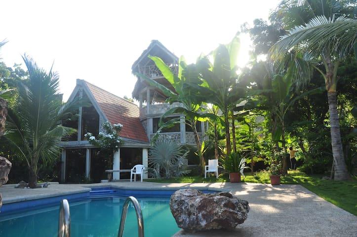 Casa en la Playa, en Ayampe Ecuador - Ayampe - House