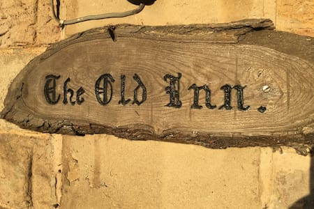 The Old Inn - single room - Drybrook - Rumah