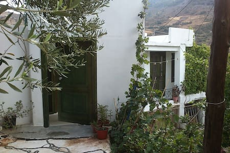 Stone house in Orino village, Crete - Orino - 独立屋