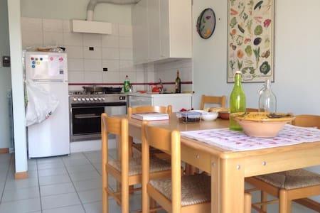 appartamento luminoso con terrazzo - Lido di Fermo - Leilighet