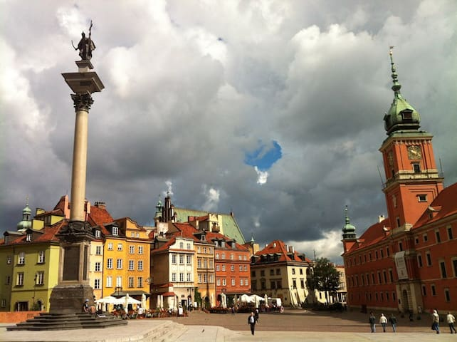 Amazing Place Warsaw Castle Square! - Warsaw - Apartment