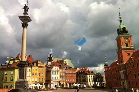 Amazing Place Warsaw Castle Square! - วอร์ซอ - อพาร์ทเมนท์
