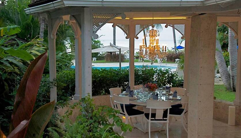 3 bd, private patios, sandy beach - St. Peter Parish, Barbados - Villa