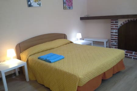 Pretty  double room LAKE COMO -CERNOBBIO camera 1° - Cernobbio - Apartemen
