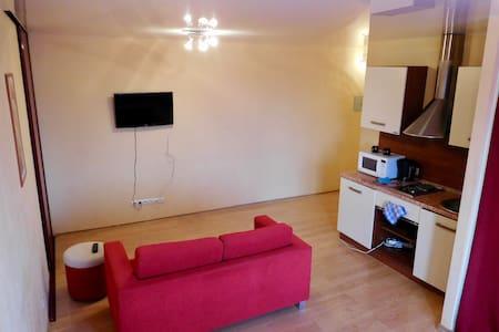 Уютная квартира с дизайнерским ремонтом - Izhevsk - Apartament
