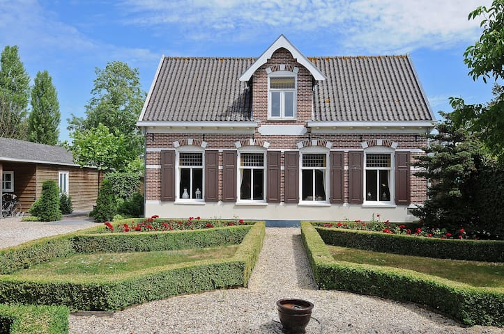 Amazing house 20 min from Amsterdam - Loosdrecht - Hus
