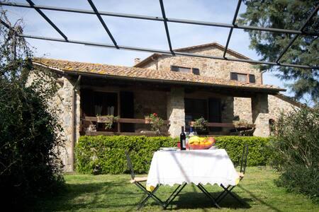 PORTICO-Agriturismo Aiola - Toscana - Campagnatico