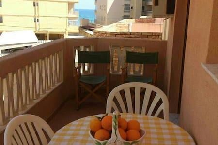 BONITO APARTAMENTO RECIÉN REFORMADO - Tavernes de la Valldigna - Wohnung