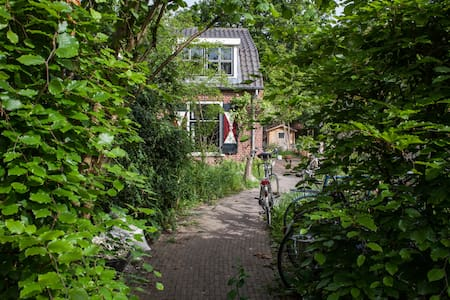Quiet Romantic House near Forest - Zeist